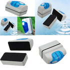 Aquarium Magnetic Fish Glass Algae Cleaner Scrubber Floating Clean Brush Remove
