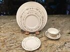 LENOX BROOKDALE China, 48-piece Set, Eight 6-piece place settings incl. chargers
