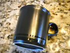 One Pfaltzgraff Midnight Sun Black Coffee Coco Tea Cup Mug Replacement