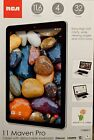 Brand New RCA 11 Maven Pro 2in1 Tablet 32GB Android5.0 ,RCT6213W87DK (Silver)