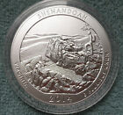 2014 America the Beautiful 5 Oz Silver Unc Coin Shenandoah National Park