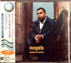 INCOGNITO Beneath The Surface PHCR-1465 CD JAPAN 1996 OBI
