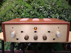 Vintage HH Scott 99B Intergrated transcription Mono Tube Amp Amplifier Working
