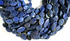 PREMIUM PASTEL BLUE SUNSET DUMORTIERITE 15 25MM MARQUISE BEADS 16 STR