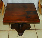 Pine Ethan Allen End Table / Side Table  (T488)