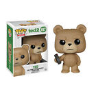 Ted 2 POP Ted With Remote Vinyl Figure NEW Toys Movie Funko With Beer