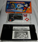 VINTAGE MINT MICKEY MOUSE HAUNTED CASTLE HANDHELD GAME EPOCH/DISNEY W/BOX (NOS)