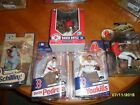 mcfarlane boston red sox lot of 5 collectors level,variant, box set,cooperstown