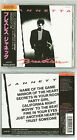 JANNETTA Breathless CD 1988 JAPAN ONLY AOR Synth Pop Female TECP-25046 OBI s4183