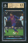 2013 ICONS LIONEL MESSI OFFICIAL GAME JERSEY GWJR34 LIMITED! BGS 9.5 GEM MINT!