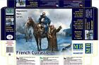 FRENCH CUIRASSIER NAPOLEONIC WARS SERIES  1/32 MASTER BOX 3207