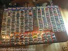 LARGE HOT WHEELS AND MATCHBOX LOT - ALL FROM 1997 TO 2014 - 242 IN ALL