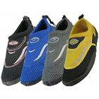 Mens Water Shoes Aqua Socks Pool Beach Surf Slip on Yoga Dance Exercise Sizes