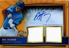 ERIC HOSMER 2011 TOPPS FINEST ORANGE REFRACTOR AUTO 73 99 RC ROYALS RARE KC HOT!