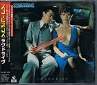 SCORPIONS Lovedrive CD JAPAN Love Drive 2001 Remaster with OBI TOCP-53204 s4195