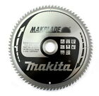 MAKITA B-09070 260mm 80 Tooth MAKBLADE TCT Circular Saw Blade