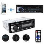 Bluetooth Car In-Dash FM Radio Stereo Audio Receiver MP3 Player SD USB Aux Input