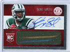2013 Totally Certified GENO SMITH Autograph #92 299 Jersey Relic Auto Rookie RC