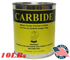 10 LB CAN CALCIUM CARBIDE MINERS LAMPS FIRE START LAMP CANNON FUEL GUN BANGSITE