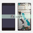 New LCD Display Touch Screen Digitizer Frame Assembly Housing For Lenovo Vibe X2