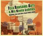 FELA RANSOME KUTI & HIS KOOLA LOBITOS Highlife-Jaz PCD-18511/3 CD JAPAN 2005 NEW