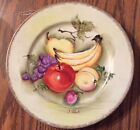 Royal Crown #44-261 Fine China Hand Painted Porcelain Ceramic Decorative Plate