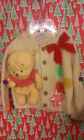 "WINNINE THE POOH  "" UGLY "" Tacky Christmas sweate 3T GIRLS YOUTH  L@@K"
