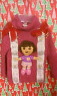 "DORA THE EXPLORER "" UGLY "" Tacky Christmas sweate 18 MONTHS  GIRLS YOUTH  L@@K"