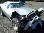1982 CORVETTE LAST OF THE C3 CROSS FIRE INJECTION WRECKED SALVAGE PARTS CAR