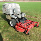 2010 Exmark Navigator 27 HP 48 Deck with 95 bu Catcher Commercial walker toro