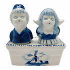 Cute New Collectible Salt and Pepper Shakers Boy  Girl