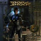 Tropa de Shock - Immortal Rage Braz Traditional / Melodic Metal RARE