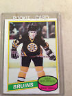 1980-81 opc RAY BOURQUE (rc)