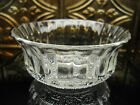 Vintage Depression Era Glass Scallop Style Bowl Candy Dish 4.5