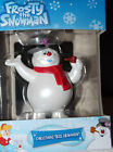 * FROSTY  THE SNOWMAN *  With Pipe and Scarf Ornament Hallmark New!