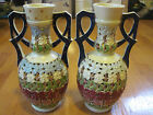 PAIR Emil Fischer Budapest Antique Hungarian Reticulated 11