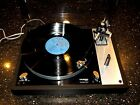 Thorens TD 160 MKII Turntable With Manuals and Audio-Technica Dual M Cartridge
