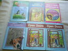 A Beka Reading Program 6 Paperbacks Open Doors Windows Better Bridges