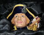 Royal Doulton Large Character Toby Jug - LORD HORATIO NELSON