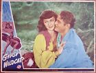 GYPSY WILDCAT - ORIGINAL 1944 LOBBY CARD SET OF 5 POSTERS - MARIA MONTEZ ACTION!
