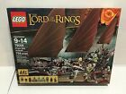 Lego 79008 LOTR Pirate Ship Ambush - New Sealed Box - Free Shipping