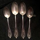 Antique 1847 Rogers Bros XS Triple Plate VINTAGE GRAPE Vintage 5 Dinner Forks