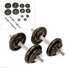 Cap Barbell Forty Pound Dumbbell Set Weights Fitness Home Gym Exercise Workout