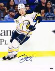 Jack Eichel Signs Exclusive Autograph Card Deal with Leaf 17
