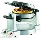 Waring Pro Double Belgian Waffle Maker Iron Gourmet Quality Kitchen Appiance