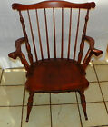 Solid Cherry Rocking Chair / Rocker by Ethan Allen  (R202)