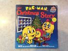 Vintage Pac-Man The Christmas Story See, Hear, Read book KSR589