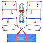 Outdoor Family Game Back Yard Games Lawn Ladder Toss Set Adult Kids Fun Outside