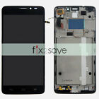 LCD Display Touch Screen Digitizer Frame For Alcatel One Touch Idol X 6040 6040A