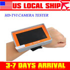 Wrist 43 Portable HD1080P TVI CCTV Camera Video Tester Monitor Display 12V Out